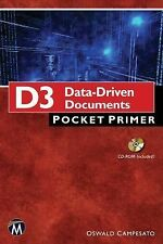 2015-07-29, D3: Data Driven Documents (Pocket Primer), Campesato, Oswald, Excell