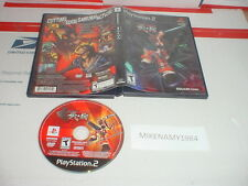 SAMURAI LEGEND MUSASHI game in case - Playstation 2 PS2