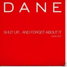 (946S) Dane, Shut Up And Forget About It - DJ CD