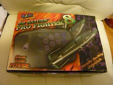 Sega Saturn PRO FIGHTER 8 Arcade Controller BRAND NEW IN BOX! RARE Naki