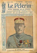 Soldiers US Army Sammies Eglise Catholique de France  WWI 1918 ILLUSTRATION