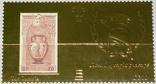 Gambie 2012 1st Olympic Games stamps GOLD OLYMPICS 1896 Athens sport d300 MNH 5