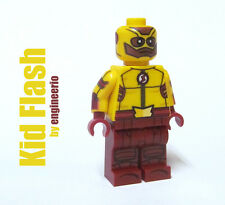 LEGO Custom - Kid Flash - Super heroes DC mini figure