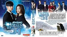 KOREAN Drama DVD My Love From The Star 來自星星的你 Episode 1 - 21 End Eng Sub ALL R0