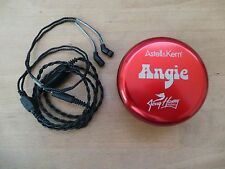 Astell & Kern Special Edition Angie I Headphone Cable & Case by JH Audio - Red