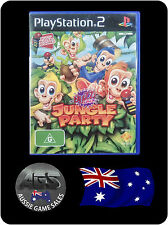 Buzz! Junior: Jungle Party (Sony PS2, VGC, COMPLETE, FAST FREE POST)