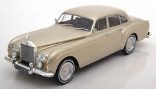 MCG 1965 Rolls Royce Silver Cloud 3 Flying Spur RHD Mulliner Beige 1/18 New!