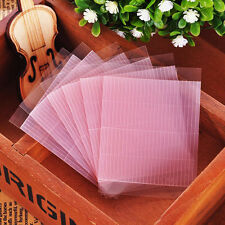 100Pcs Invisible Fiber Double Eyelid Adhesive Sticker Tape Eye Tapes Natural
