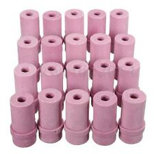 20pcs Sand Blastting Air Siphon Ceramic Nozzles Replacement For Sand Blast Gun