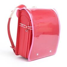 Cover Only! Clear Pink A4 flat file type Randoseru school bag Free Shipping
