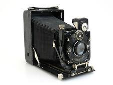 Voigtländer 6x8 Plattenkamera mit Heliar 4,5/10,5cm lens #246429     sl267
