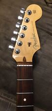 Fender American Standard Strat Loaded Stratocaster Neck USA Steel Jumbo Frets