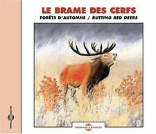SOUNDS OF NATURE: RUTTING RED DEERS NEW CD