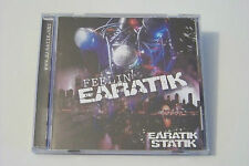 EARATIK STATIK - FEELIN EARATIK CD 2005 (Kool Keith Diamon D Edo G Pacewon)