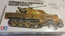 Tamiya 1/35 German 8ton SEMI TRACK 3.7cm FLAK 37 Sd.kfz.7/2  Model Truck Kit