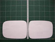 Außenspiegel Spiegelglas Ersatzglas GMC Vandura G10,20,30,Chrom Li.oder Re.sph