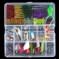 LURE Carp fishing terminal tackle box 116pcs hooks Swivels lead clips sinker etc