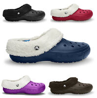 Crocs Mammoth EVO Clog fuzzy feeling comfort and warmth warm lining