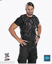 Seth Rollins Brand New WWE Superstar 8x10 photo Shield Gear