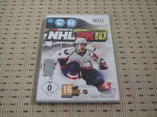 NHL 2K10 für Nintendo Wii und Wii U *OVP*