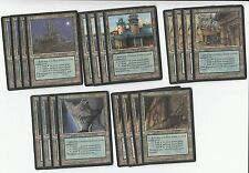 20x*Homelands Tri-Lands*4x of each type*Magic the Gathering MTG FTG