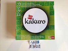 """Kakuro """" le sudoku nouvelle génération"""" GOLIATH 2005 (jeu de chiffres COMPLET)"""
