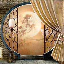 Chinese style 10'x10' CP Backdrop Computer-painted Scenic Background DT-LP-0278