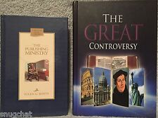 Ellen G White Duo: The Publishing Ministry ~ The Great Controversy Brand New Set