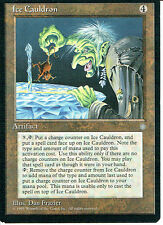 MAGIC THE GATHERING ICE AGE ARTIFACT ICE CAULDRON