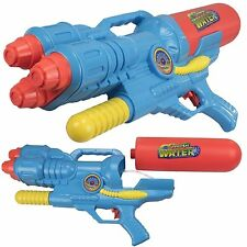 30cm Handheld Pump Action Water Gun Pistol Super Spray Soakers Toys 927