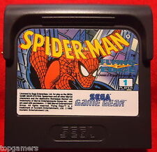 Spider-Man/spiderman-flying Edge-Sega Game Gear GG
