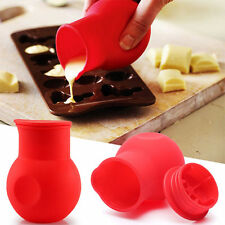 Chocolate Melting Mould Butter Sauce Milk Silicone Pot Kitchen Heat Microwave