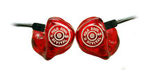 Custom Molded In Ear Monitors Triple Driver IEM's by EarTech Music