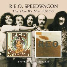 This Time We Mean It/R.E.O. - Reo Speedwagon (2010, CD NEU)