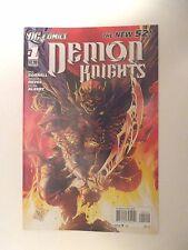 DEMON KNIGHTS #1 FIRST PRINT Paul Cornell Batman DC New 52 New 52 2011