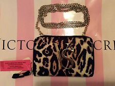 NWT VICTORIA'S SECRET IPHONE 5 5S 5C CASE WALLET CLUTCH CROSSBODY SHOULDER BAG
