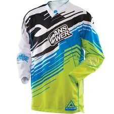ANSWER RACING ALPHA AIR LRG MOTORCYCLE MX JERSEY MOTOCROSS MOTO X RACE SHIRT NEW