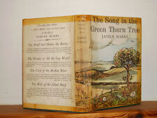 The Song in the Green Thorn Tree by James Barke HB in DW 1954 Robert Burns