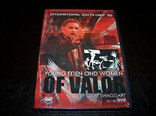Young Men And Women Of Valor By Gabe Swaggart At International Youth Camp 08 DVD
