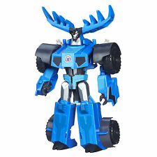 Transformers Robots In Disguise 3-Step Changers Thunderhoof Figure