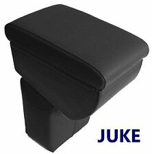 Armrest for NISSAN JUKE premium - BLACK - adjustable in length - MADE IN ITALY @