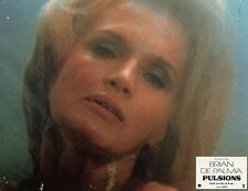 ANGIE DICKINSON PULSIONS DRESSED TO KILL 1980 VINTAGE LOBBY CARD N°10