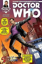 DOCTOR WHO THE NINTH DOCTOR #1 COMICS TO ASTONISH VARIANT COVER 9TH DR NM