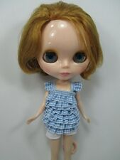 Handmade clothing fashion Basaak top blouse layer for Blythe Pullip Doll  # A-4