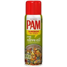 PAM No-Stick Cooking Spray, Olive Oil 5 oz