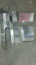 EZGO Golf Cart Part Diamond Plate Kit 2008-Up RXV Made In The USA