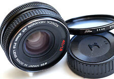 KONICA HEXANON AR 40mm f1.8 for mirrorless cameras JAPAN  GREAT