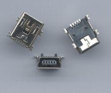 Mini USB B 5 pin presa femmina a saldare smd 3 PEZZI