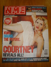 NME 2001 SEP 15 LUDACRIS RADIOHEAD WHITE STRIPES