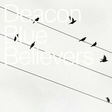 DEACON BLUE BELIEVERS CD ALBUM (September 30th 2016)
